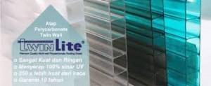 spesifikasi atap bahan polycarbonate